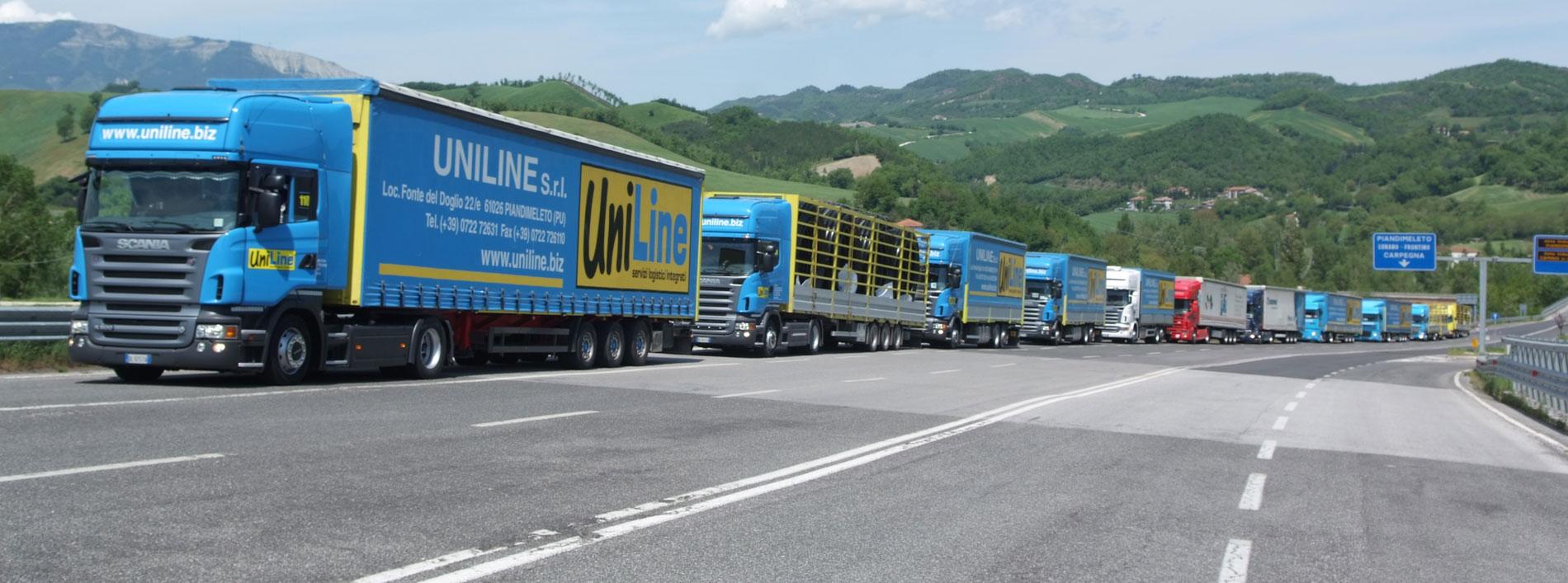 Servizi Logistici Integrati UNILINE